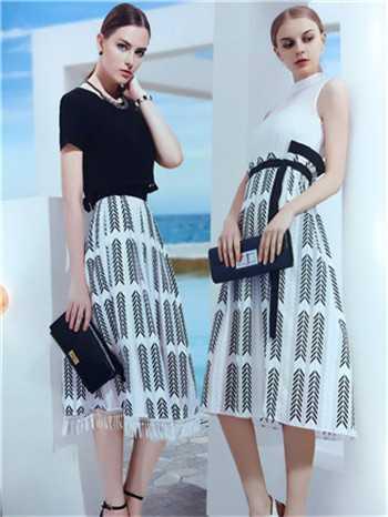 时尚品牌女装折扣