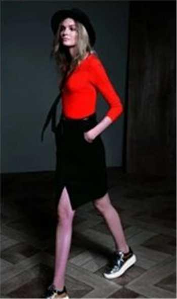 欧美时尚品牌折扣女装