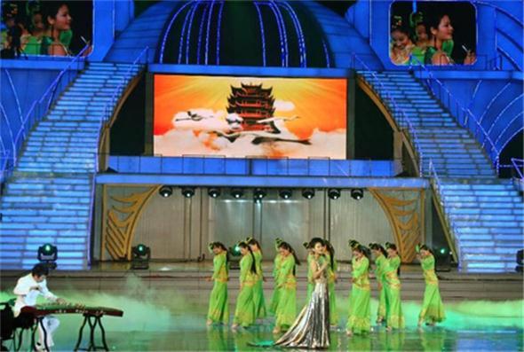 荆州LED屏出租