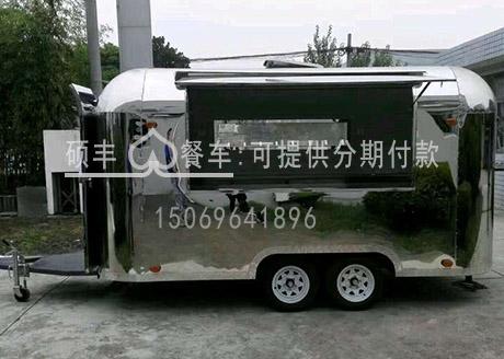 不锈钢房车