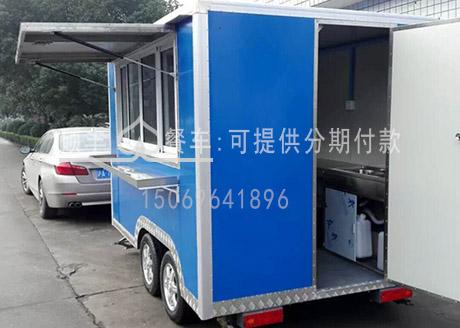 青岛小吃车
