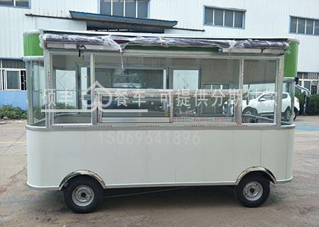 胶州电动餐饮车
