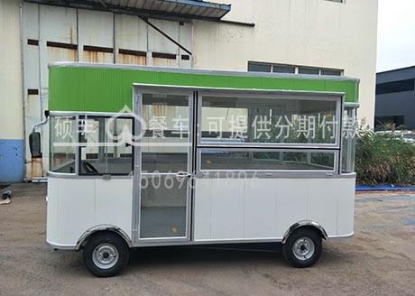 威海电动餐饮车