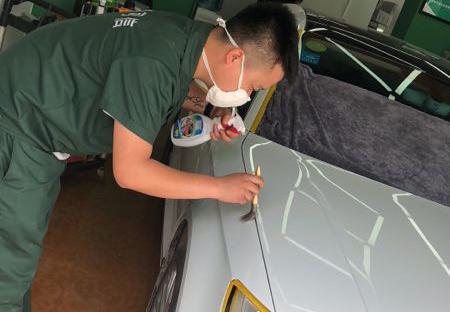 汽车漆面养护