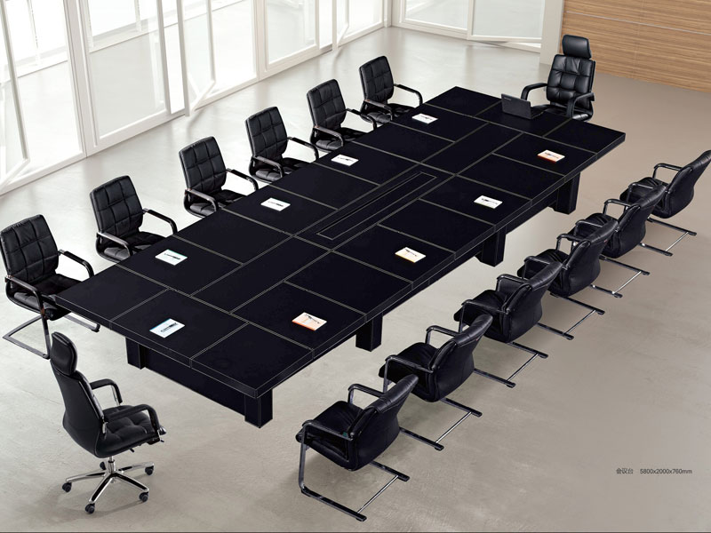 安顺皮质会议桌
