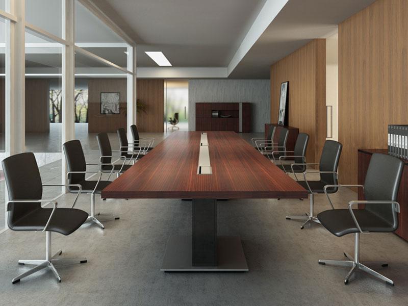 安顺实木会议桌