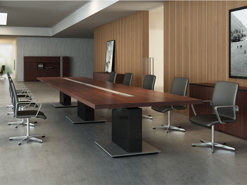 遵义实木会议桌