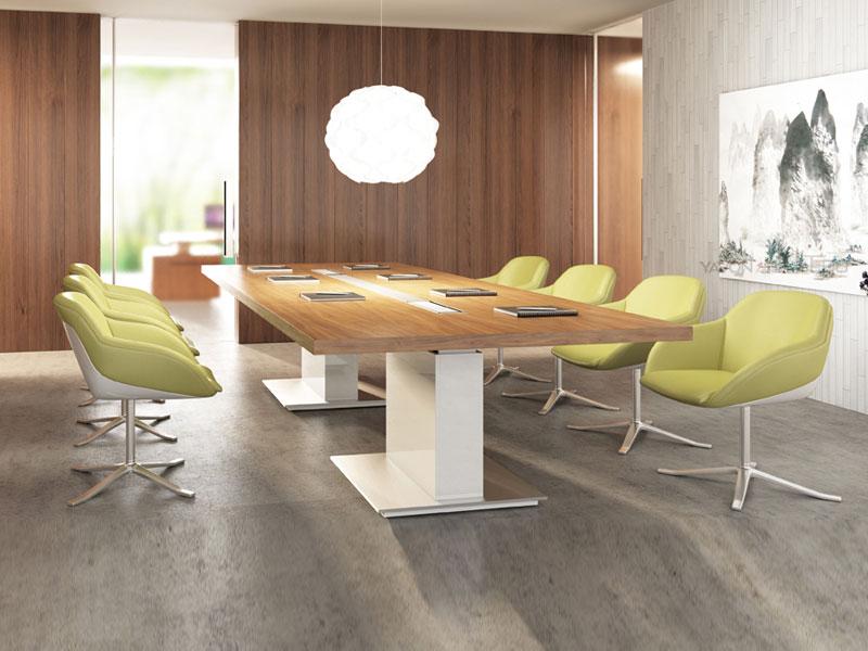 六盘水实木会议桌