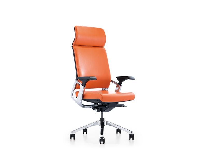 六盤水牛皮老板椅