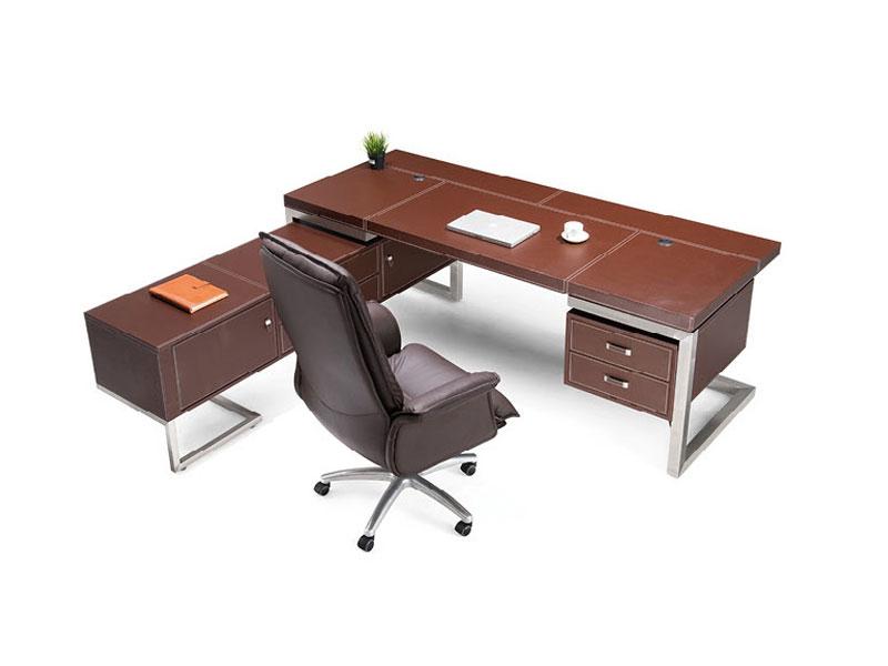 貴州皮質辦公桌