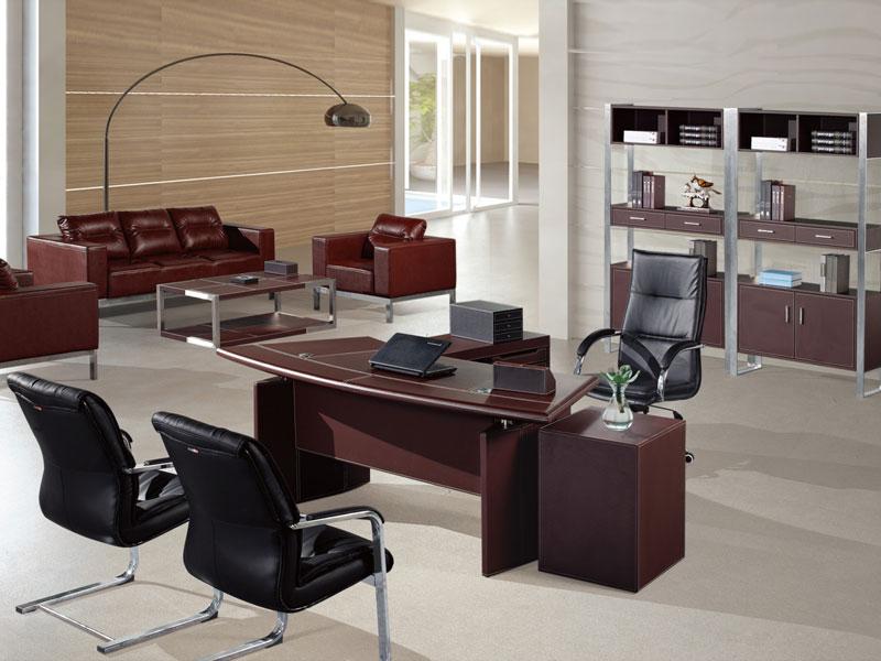 贵阳皮质办公桌