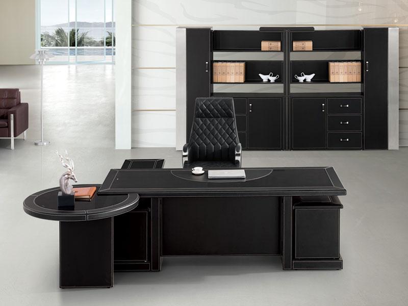 六盘水皮质办公桌