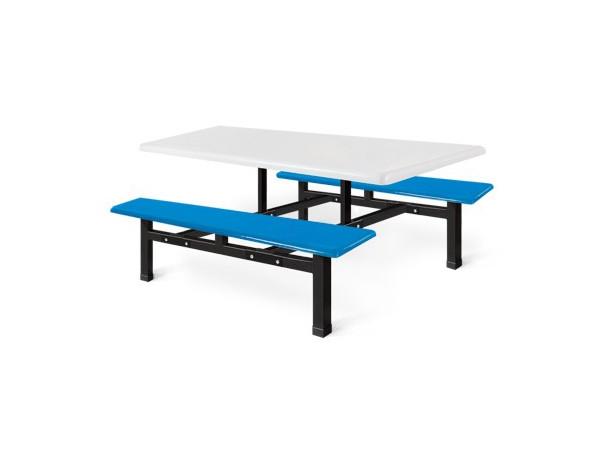 贵州食堂餐桌椅