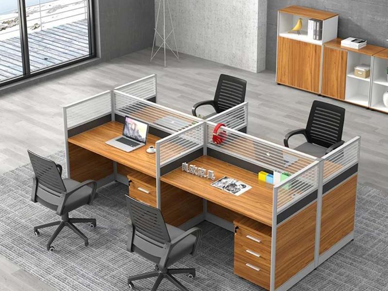 毕节职员办公桌