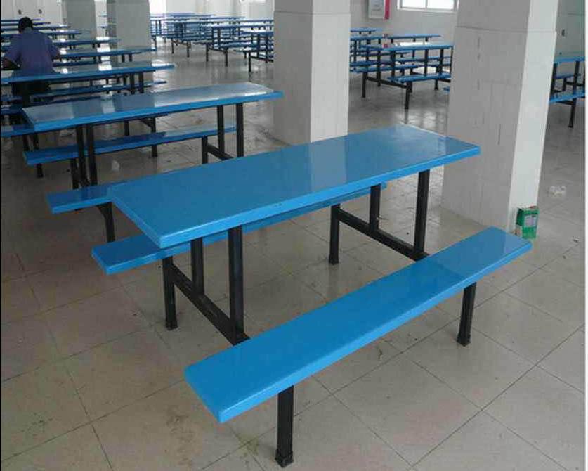 貴州食堂餐桌椅