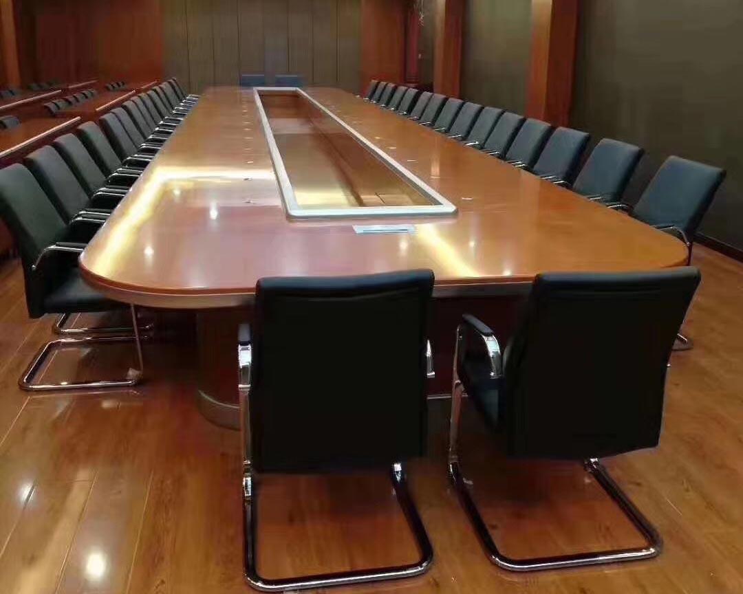 貴州實木會議桌