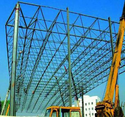 户外广告牌钢结构