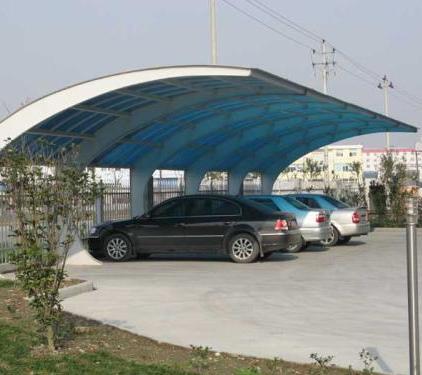 钢结构汽车棚