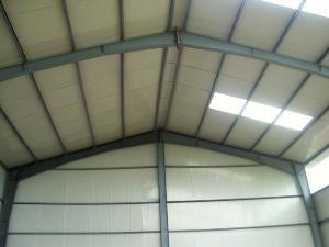 彩钢钢构厂房