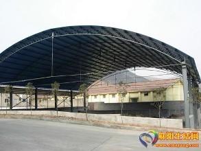 彩钢瓦厂房搭建