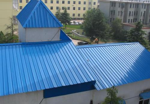 屋顶彩钢瓦厂家