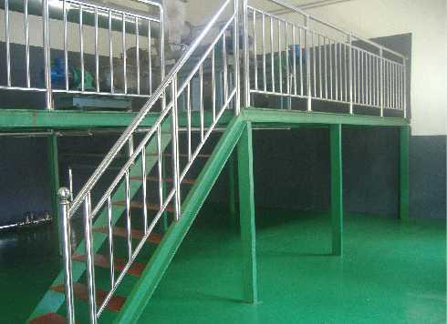 钢结构钢平台