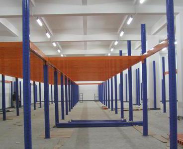 钢结构工作平台