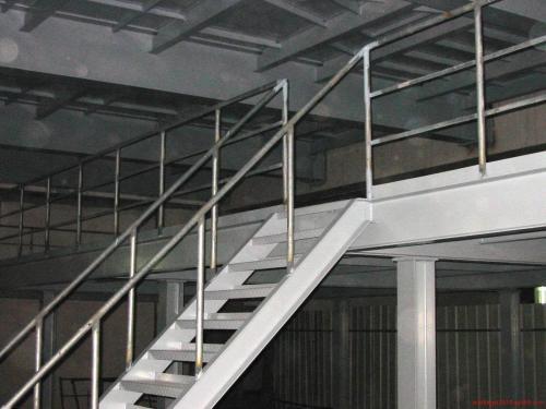 钢结构平台搭建