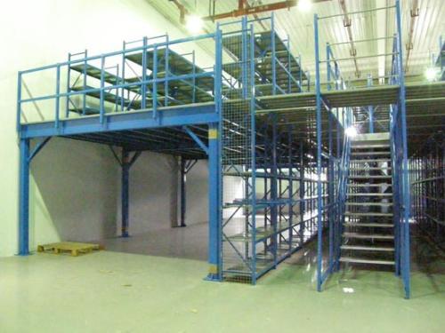 钢结构平台制作安装