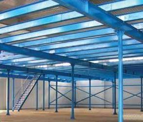 工业钢结构平台