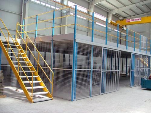 专业钢结构平台