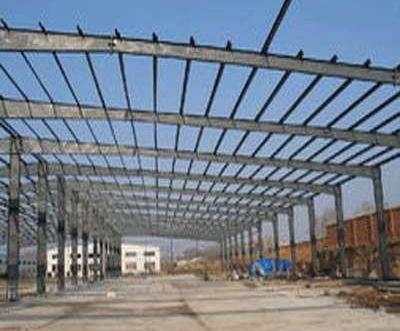 厂房钢结构安装