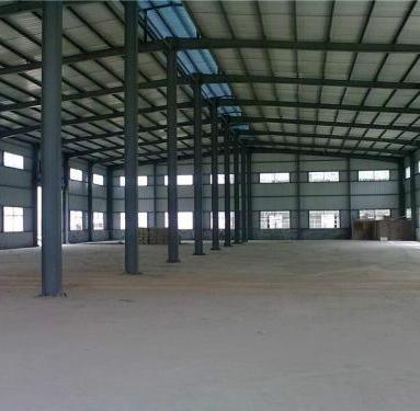 钢结构工业厂房安装