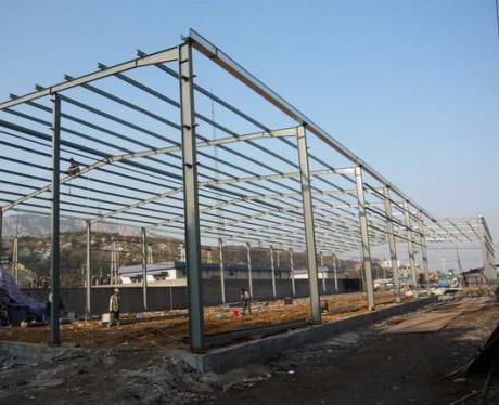 钢结构库房安装