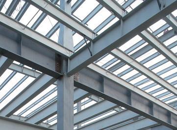 钢结构房顶安装