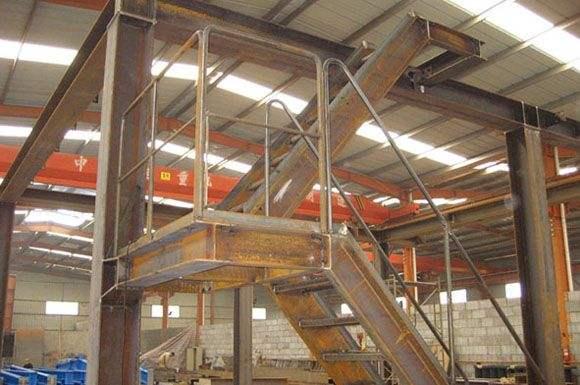 厂房钢结构平台