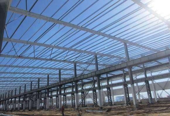 安装钢结构厂房公司