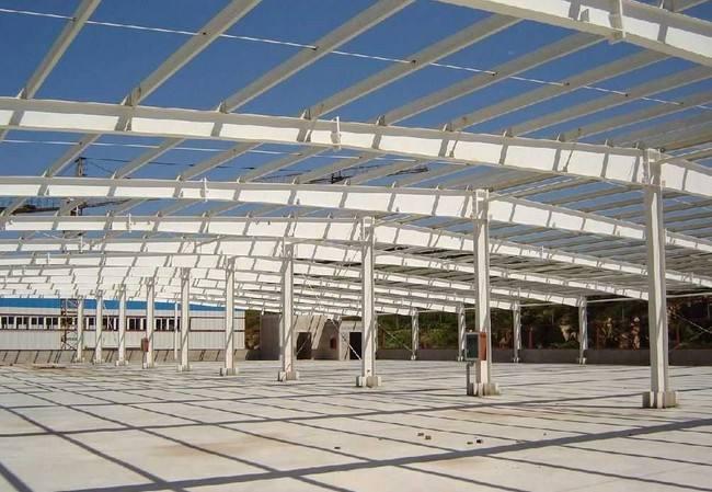 钢结构厂房安装价格