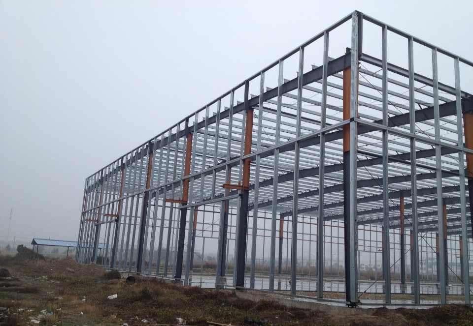 钢结构厂房预算价格