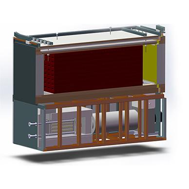 低谷电固体蓄热锅炉