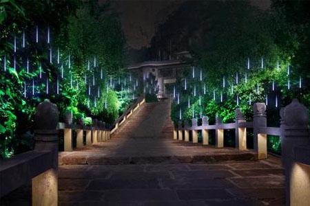 贵州公园亮化
