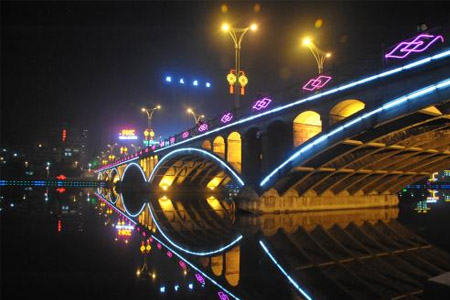 贵州桥梁亮化