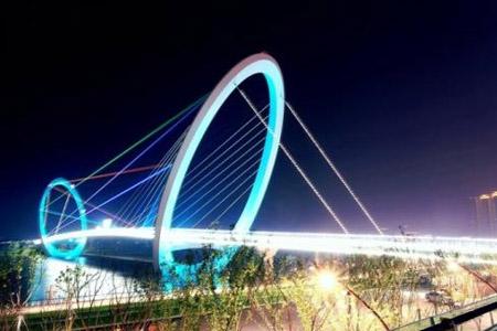 贵阳桥梁亮化