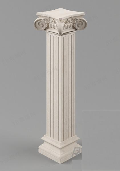罗马柱定制