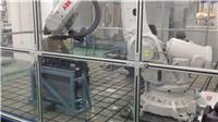 机器人模拟人体导进导出座椅(座椅乘降)试验台