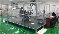 机器人模拟人体进出座椅试验台