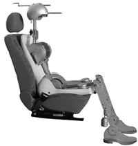 三维H点装置SAE-J826及头枕测量装置