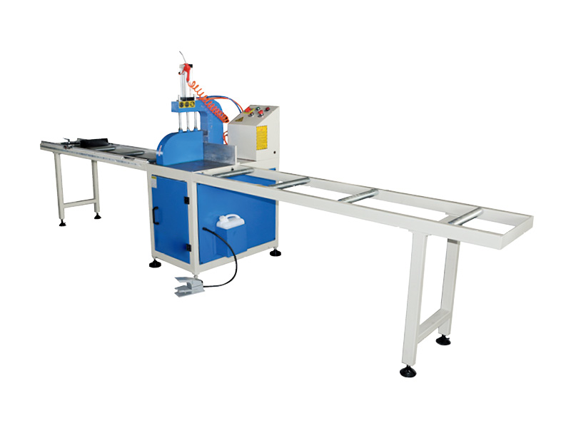 單頭銅鋁型材切割機