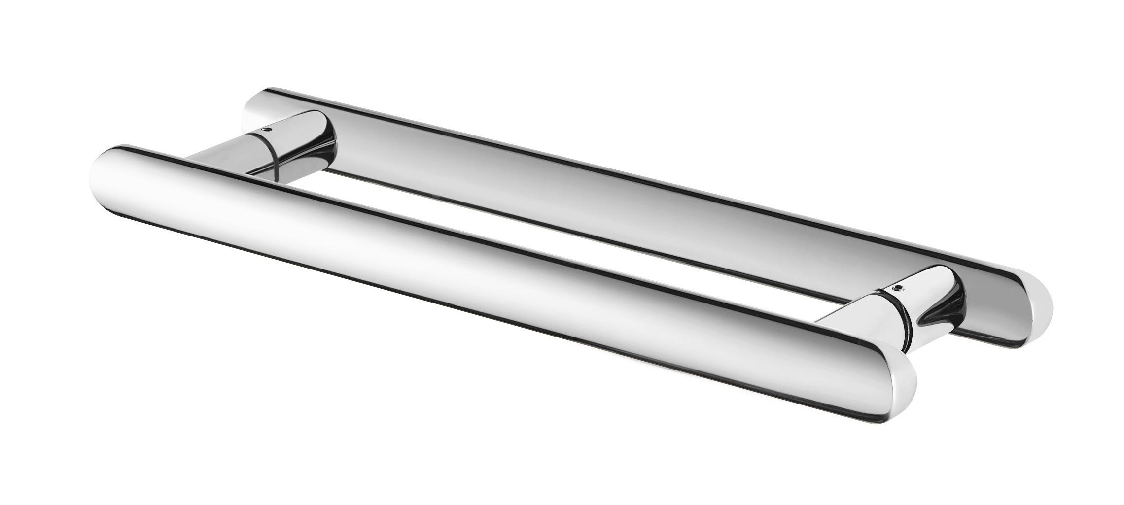 椭圆管对抽拉手