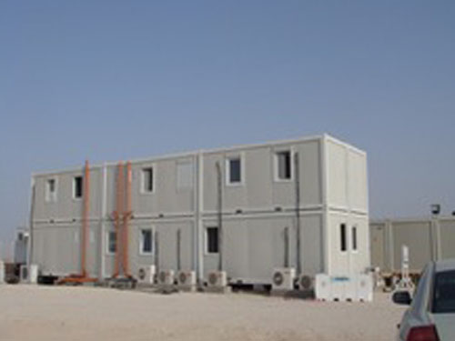 prefabricated students dormitory